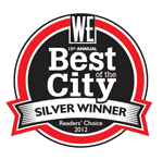 Best in the City 2012!